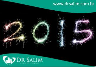 Um ótimo Ano Novo a todos!