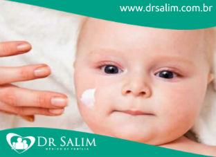 O que é dermatite atópica?