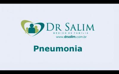 Casos de pneumonia aumentam no outono e inverno