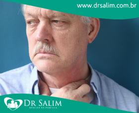 Câncer de laringe é mais frequente em homens entre 50 e 60 anos de idade