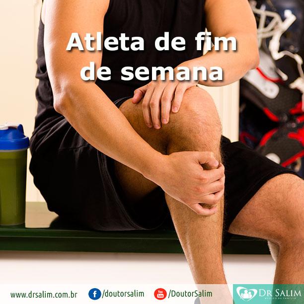 Você é um atleta de fim de semana?
