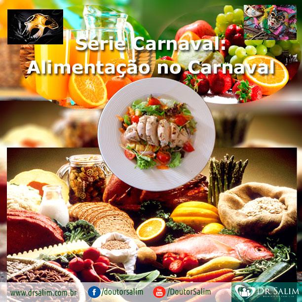 O que comer no Carnaval?