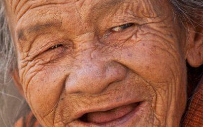 Como é o envelhecimento da pele?