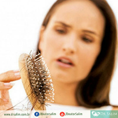 Você sabe o que é alopecia areata?