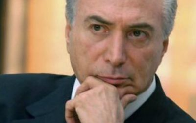 Meu caro presidente Michel Temer