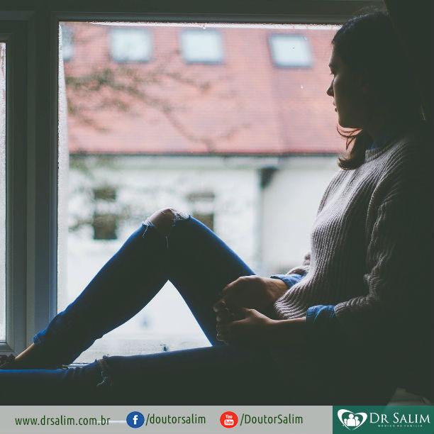Como saber se estou com depressão?