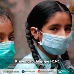 É necessário se preocupar com a gripe H1N1 nessa época do ano?