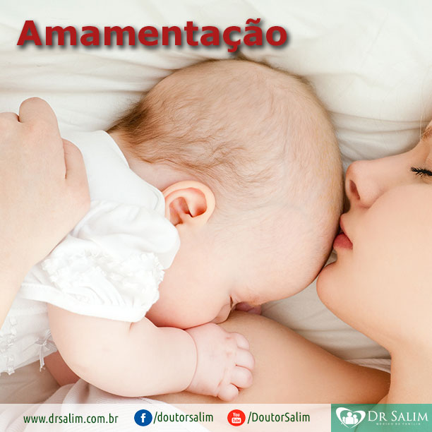 Até quanto tempo é importante amamentar o bebê?