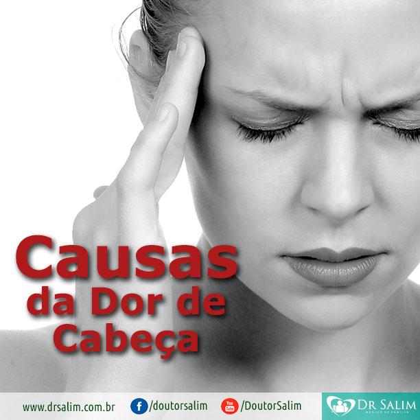 Por que temos dor de cabeça?