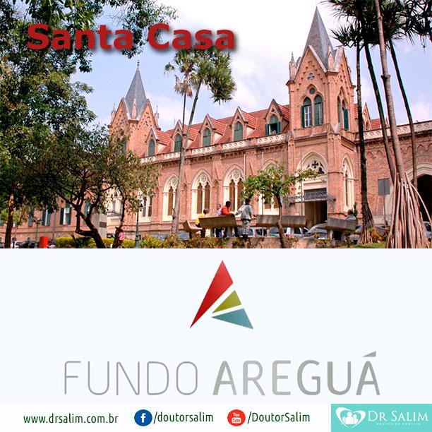 Fundo Areguá é lançado na Santa Casa, em SP