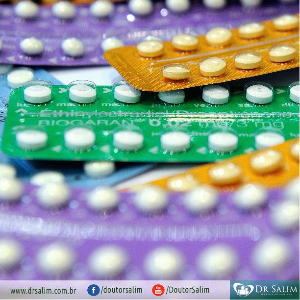 Quem não pode usar pílula anticoncepcional?