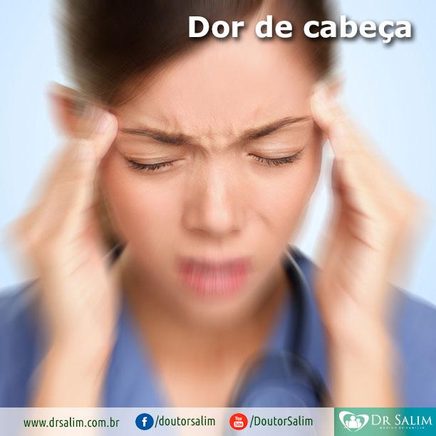 Dor de cabeça, quais são as causas?