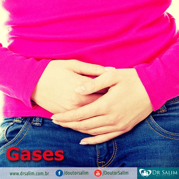 Você sofre com gases?