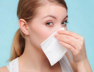 Rinite: uma alergia que atinge até 30% da população