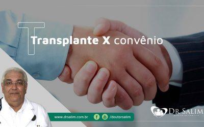 São raros os convênios que cobrem transplante de fígado