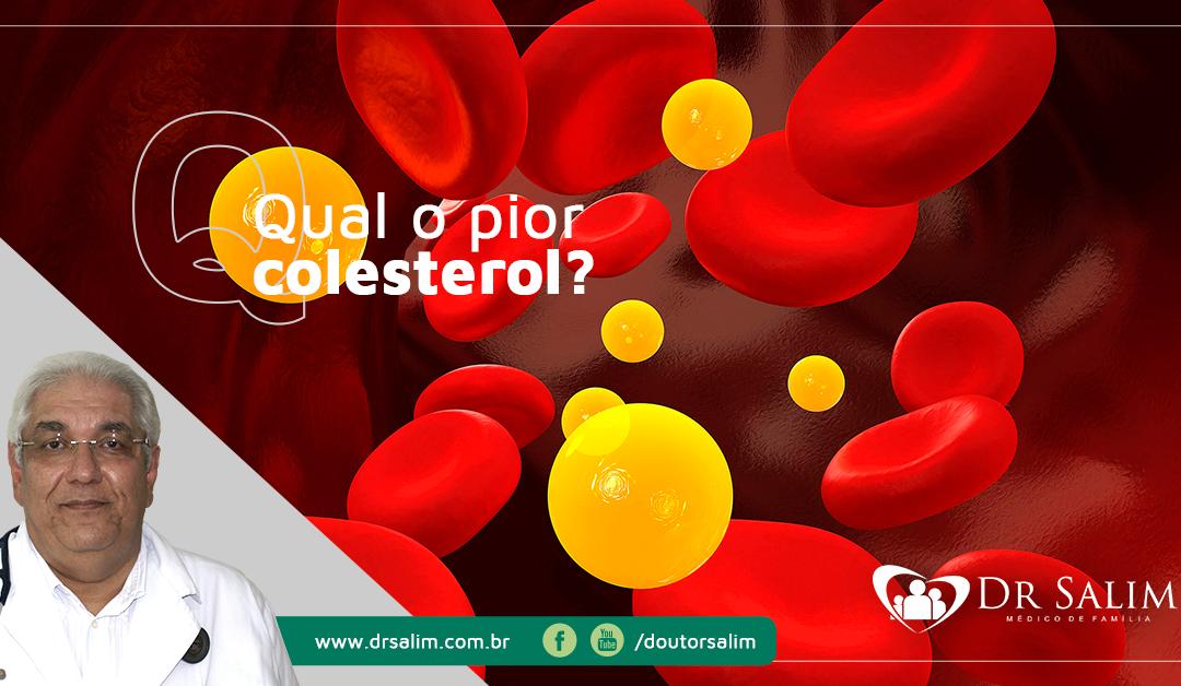 Colesterol HDL é o tipo de colesterol que quanto mais alto, melhor