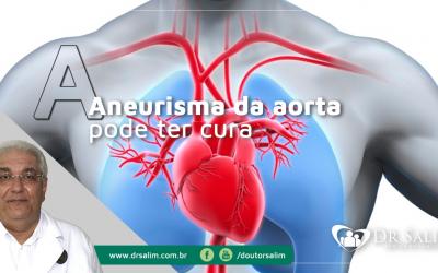 Aneurisma da aorta, doença grave com chance de cura com detecção precoce