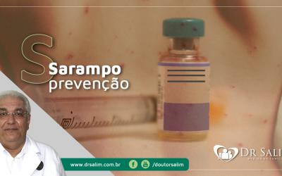Sarampo: como prevenir