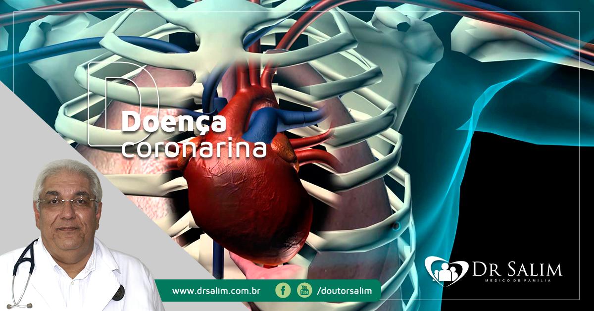 Doença coronariana mata 30% da população nos grandes centros