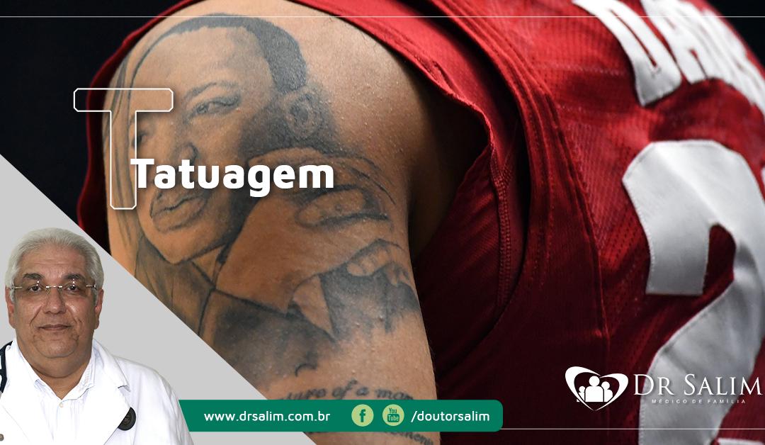 A tatuagem impede doação de sangue?