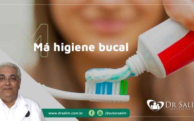 Má Higiene Bucal