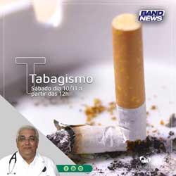 Tabagismo | Entrevista Dr. Salim para BandNews 10/11/2012