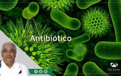 Antibiótico quando tomar? | Por Dr. Salim