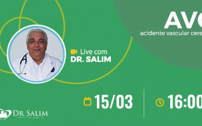 Live: AVC – Acidente vascular cerebral