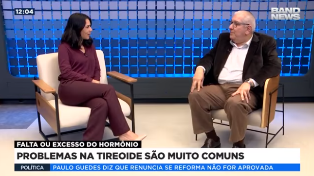 Problemas na tireoide atingem mais as mulheres | Dr. Salim Entrevista Band News