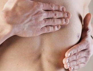 Câncer de mama em homem